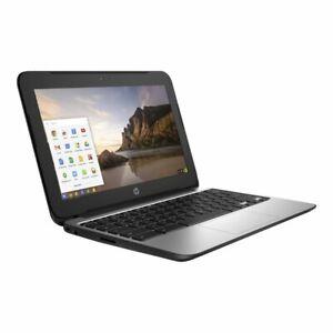 "HP Chromebook 11 G3 Dual-Core 2.16GHz 4GB 16GB SSD 11.6"" LED K4J87UA#ABA"