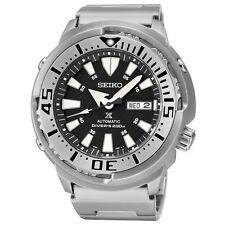 Seiko Prospex Baby Tuna All Steel SRP637 Divers Watch (Steel Shroud) SRP637K1