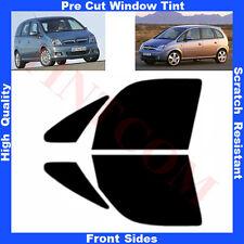 Pellicola Oscurante Vetri Auto Anteriori per Opel Meriva 5P 2003-2009 da 5% a70%