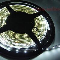 Cool White 5M 16.4FT 60leds/M 3528 SMD LED Strips Lights 300leds 12V  New DIY
