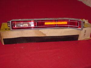NOS 1971 Buick GS455 GS350 Skylark RH Tail Lamp Housing & Lens NOS!!!!!
