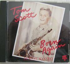 Tony Scott Born Again CD GRP GRD-9675 1992