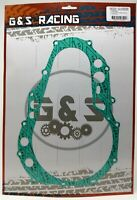 G&S Clutch Cover Gasket Seal SUZUKI QUADSPORT Z400 2003-2008 ltz400 lt-z 400