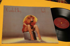 CARLA BLEY LP LIVE TOP JAZZ ORIG GERMANY 1982 NM !!! GATEFOLD COVER