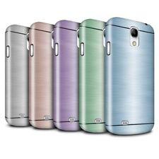 Housses et coques anti-chocs violets Samsung Galaxy S4 pour téléphone mobile et assistant personnel (PDA)