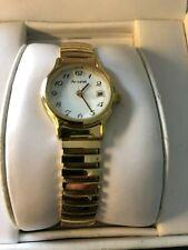 Gold Plated Accurist Ladies Quartz Watch