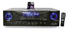 Sound Around Pyle Home 500 Watts Stereo Receiver AM-FM Tuner/USB/SD/iPod Docking