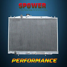 2-Row/CORE Aluminum Radiator For Acura TL V6 3.2L J32A3 MT 04-06