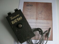 Vintage 1964 Gibson Maestro Fuzz Tone Guitar Effect Pedal