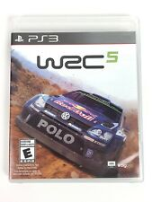 WRC 5 PS3 PlayStation 3 World Rally Championship