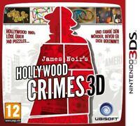 Nintendo 3DS Spiel - James Noir's Hollywood Crimes 3D UK mit OVP
