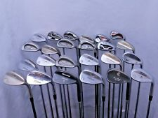 Lot of 24 Golf Club Wedges Cleveland Titleist Mizuno Ping  Nike MSRP $2050