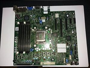 Dell Poweredge T310 Motherboard   0MNFTH   Fully Tested and Working