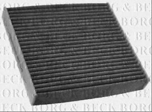 Borg & Beck Cabin Pollenfilter für Toyota Hatchback Auris 2.0 91KW