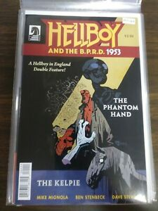 HELLBOY AND THE B.P.R.D. NM PA15-412