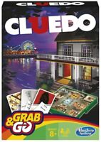 CLUEDO GRAB AND GO GAME TRAVEL SIZE GAME BRAND NEW