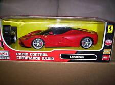 Ferrari LaFerrari 1:14 Scale Maisto Tech Radio Control Car *663