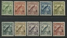 New Guinea 1931 overprinted Officials to 2/  mint o.g.