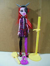 NWOB MONSTER HIGH FREAKY FUSIONS OPERETTA DOLL, MATTEL 2013