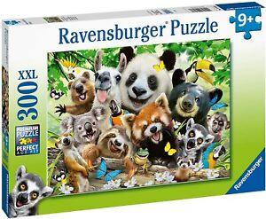 Ravensburger 300 XXL Piece Puzzle Wildlife Selfie 12893
