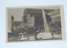 CRYSTAL PALACE SEPIA  POSTCARD LONDON RUSSELL 1905