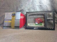Adult Swim 2001 Promo CD RARE VINTAGE ~ Epic Enamels Meatwad Pin Cartoon Network