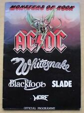 AC/DC Rock Music Programmes