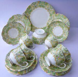 Royal Albert ~ Paisley Shawl ~ Tea set