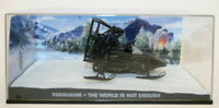 Fabbri 1/43 Scale Diecast Model - Parahawk - The World Is Not Enough