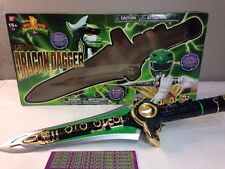 Mighty Morphin Power Rangers Legacy Dragon Dagger Mmpr Fast Free Shipping
