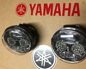 88-06 YAMAHA BANSHEE 350 LED HEADLIGHTS CONVERSION KIT- PAIR! USA