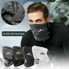 Face Scarf Gaiter Bandana Headband Neck Cooling Shield Head Cover Snood Scarf UK