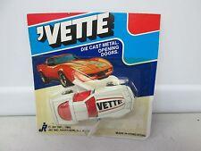 1982 Road Champs 'Vett White Corvette