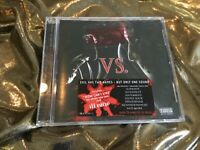 Freddy vs Jason 2003 Motion Picture OST CD Soundtrack Roadrunner Records