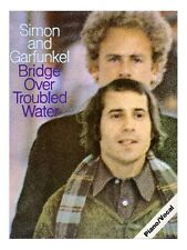 Simon And Garfunkel Bridge Over Troubled Water Learn to Play MUSIC BOOK