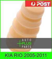 Fits KIA RIO 2005-2011 - Rear Bumper Coil Spring Bump Stop