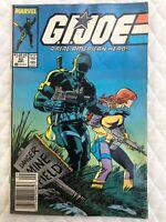 G.I. Joe A Real American Hero #63 (Marvel Comics September, 1987)