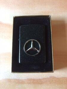 Zippo Mercedes Black