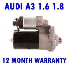 AUDI A3 1.6 1.8 1.9 HATCHBACK 1996 1997 1998 1999 2000 - 2003 STARTER MOTOR