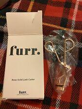 Furr Rose Gold Lash Curler