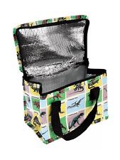 Prehistoric dinosaur  lunch box bag boys  school lunch picnic gift present food