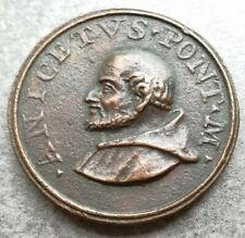 Medaglia Vaticano Aniceto Anicetus (154-166) Stemma 42mm 29,23gr