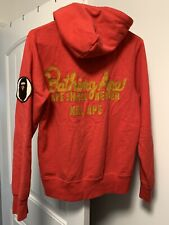 A Bathing Ape Hoodie Authentic Rare Classic Bape Free Shipping