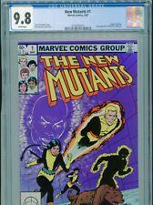 1983 MARVEL NEW MUTANTS #1 2ND APPEARANCE ORIGIN KARMA CGC 9.8 WHITE