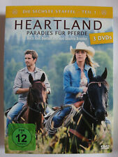 Heartland - Paradies für Pferde - Staffel 6.1 - TV Serie, Lauren Brooke, Arcand