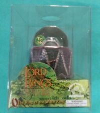 """New listing Lord Of The Ring Fellowship Of The Ring """"Ring Of The Witch 00006000  King"""" W/Light Up Base"""