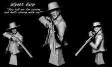 CGS Wyatt Earp 1/9th Bust Unpainted kit CARL REID