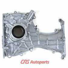 Fits 91-99 Nissan Sentra Infiniti G20 2.0L SR20DE Engine Timing Cover + Oil Pump