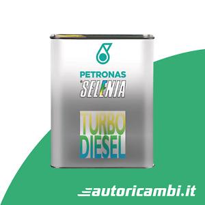 Olio motore Selenia Turbo Diesel 10W40 (ACEA B3,CCMC PD2) Petronas 2 Litri
