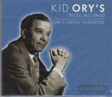 Kid Ory's Creole Jazz Band - Ory's Creole Trombone - NEW & SEALED CD